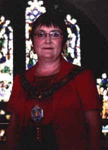 Mayor Lesley G. Zair 2010-2011
