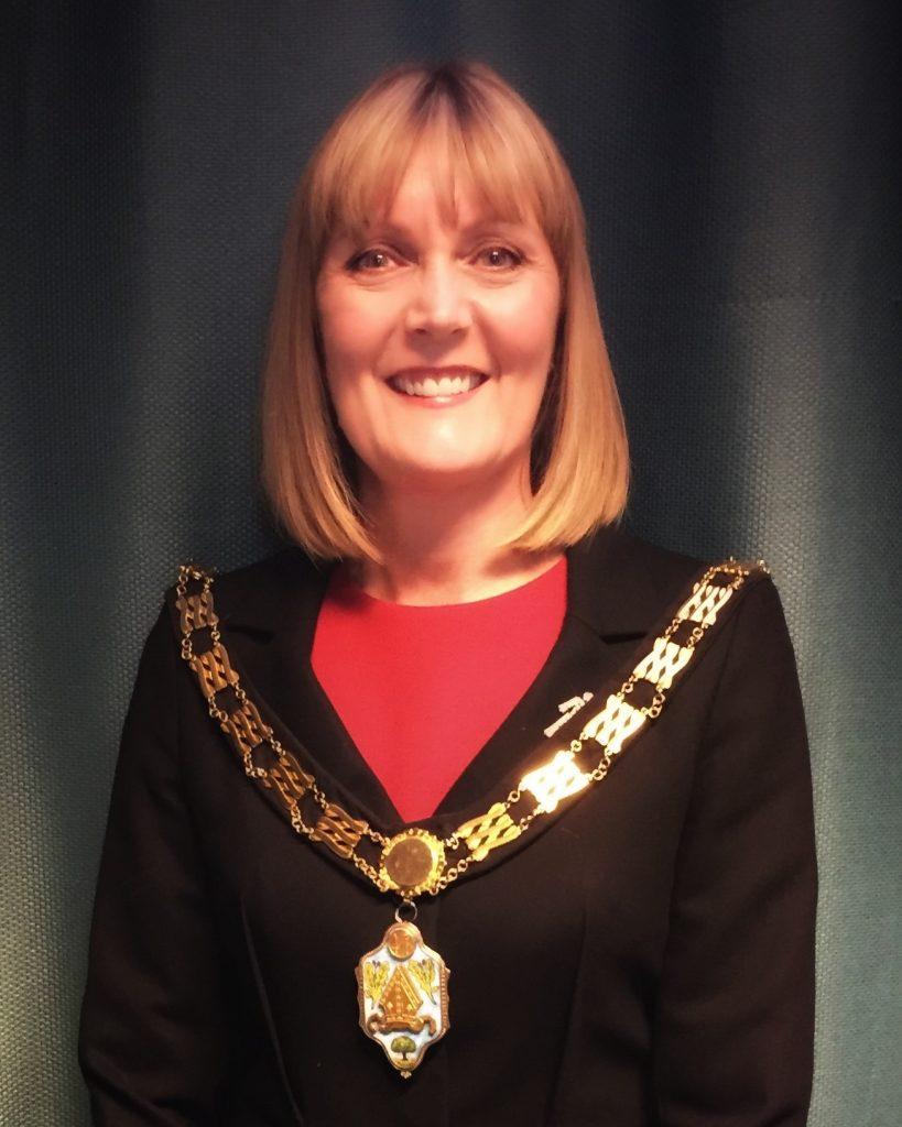 Mayor Joy Allen, 2019 to 2020