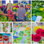 Horticultural Show 2018 Photo Collage