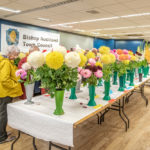 Overview of Horticultural Show - Dahlias