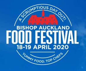 Bishop Auckland Food Festival 2020