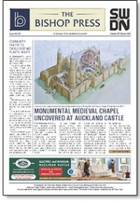 Bishop Press; Issue 280, Preview of Front Page