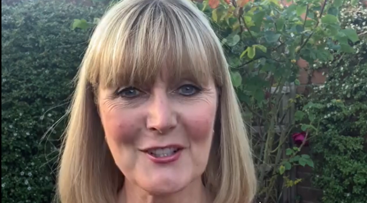 Councillor Joy Allen, Mental Health Awareness Week