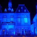 Bishop Turns Blue - Town Hall