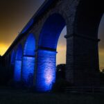 Bishop Turns Blue - Viaduct